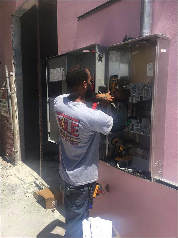 Electricians Hollywood Fl Tole Electric Electrical